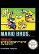 Logo Emulateurs Mario Bros. [Europe]
