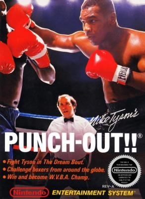 Mike Tyson's Punch-Out!! [Europe] image