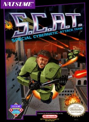 S.C.A.T. : Special Cybernetic Attack Team image