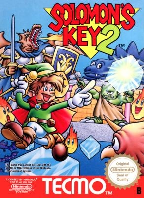 da2c383c78eb Solomon s Key 2  Europe  - Nintendo Entertainment System (NES) rom ...