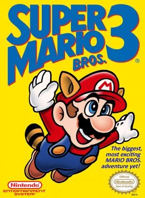 Super Mario Bros  3 - Nintendo Entertainment System (NES