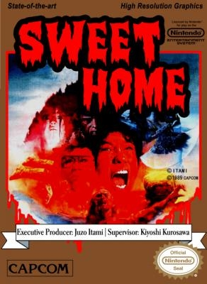 Sweet Home [Japan] - Nintendo Entertainment System (NES) rom