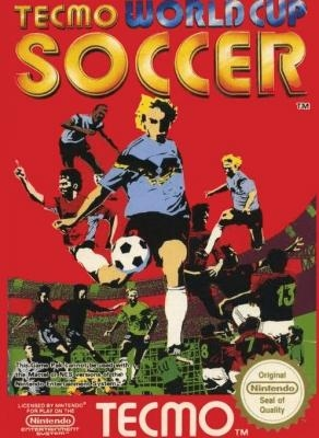 Tecmo cup soccer nes