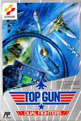 Top Gun : Dual Fighters [Japan] - Nintendo Entertainment