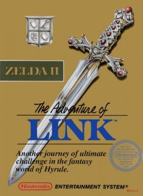 Zelda II - The Adventure of Link [USA] Descarga Mediafire