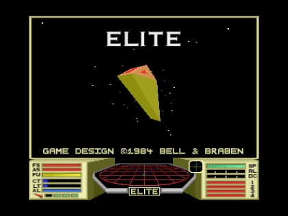 Elite (1991)(Hybrid Technology) image