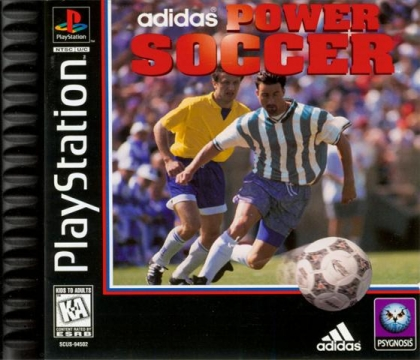 Adidas Power Soccer image