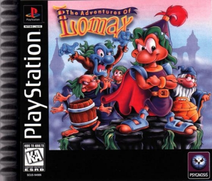 The Adventures of Lomax [USA] - Playstation (PSX/PS1) iso download