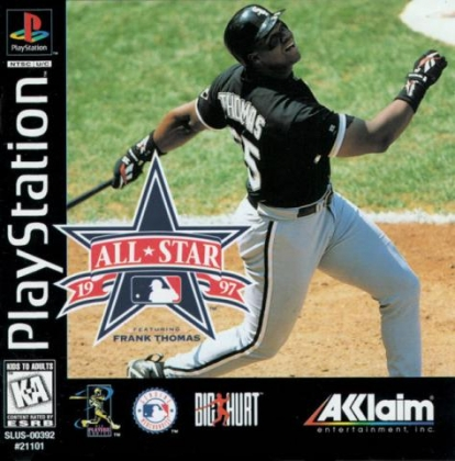 All-Star Baseball '97 Featuring Frank Thomas [USA] image