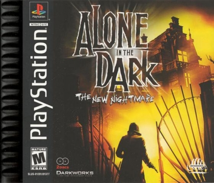 Alone In The Dark The New Nightmare Playstation Psx Ps1 Iso