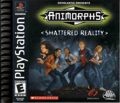 Animorphs - Shattered Reality image