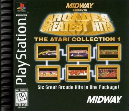 Arcade's Greatest Hits - The Atari Collection 1 image