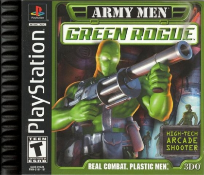 Army Men: Green Rogue (Clone) image