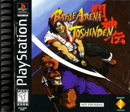 Battle Arena Toshinden Playstation Psx Ps1 Iso Download