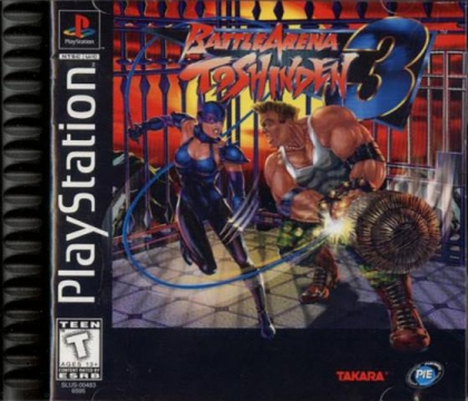 Battle Arena Toshinden 3 Playstation Psx Ps1 Iso Download