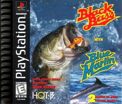 Black Bass with Blue Marlin (Clone) image