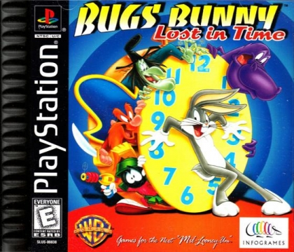 Bugs Bunny Lost in Time - Playstation (PSX/PS1) iso download