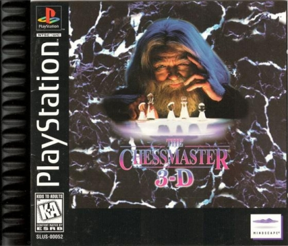 Chessmaster 3-D, The image