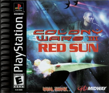 Colony Wars : Red Sun (Clone) image