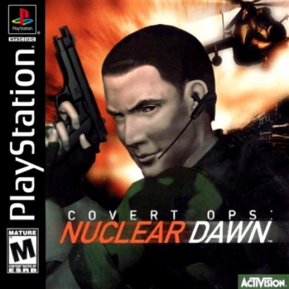 Cover Ops Nuclear Dawn (Clone) image