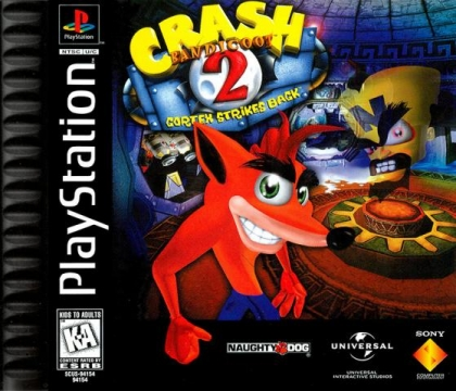 Crash Bandicoot 2 : Cortex Strikes Back - Playstation (PSX