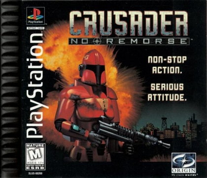 Crusader : No Remorse (Clone) - Playstation (PSX/PS1) iso download