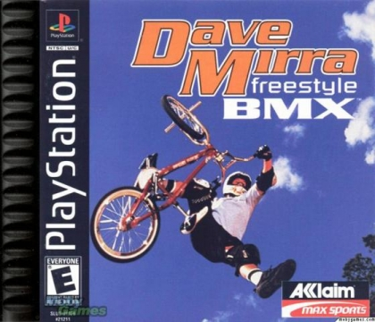 Dave Mirra Freestyle BMX (Clone) image
