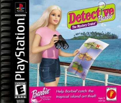 Detective Barbie The Mystery Cruise [USA] image