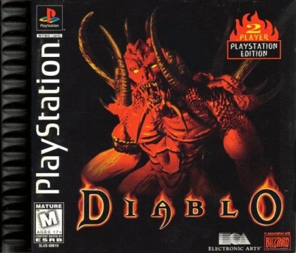 Diablo - Playstation (PSX/PS1) iso download | WoWroms com