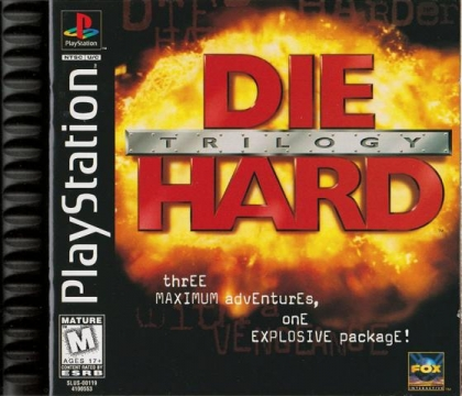 Die Hard Trilogy - Playstation (PSX/PS1) iso download
