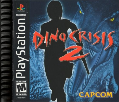 Dino Crisis 2 Playstation Psx Ps1 Iso Download Wowroms Com