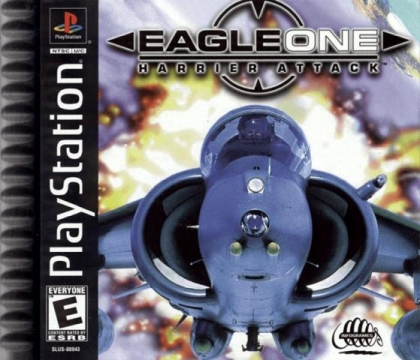 eagle one harrier attack psx portable