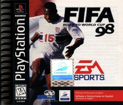 FIFA - Road to World Cup '98 [USA] image