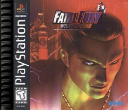 Fatal Fury - Wild Ambition (Clone) - Playstation (PSX/PS1