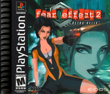 Fear Effect 2 : Retro Helix (Clone) image