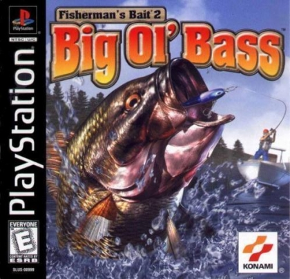 Big ol' bass 2 playstation (psx/ps1) iso download | wowroms. Com.