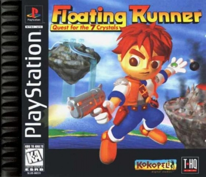 Floating Runner - Quest For The 7 Crystals (Clone) image