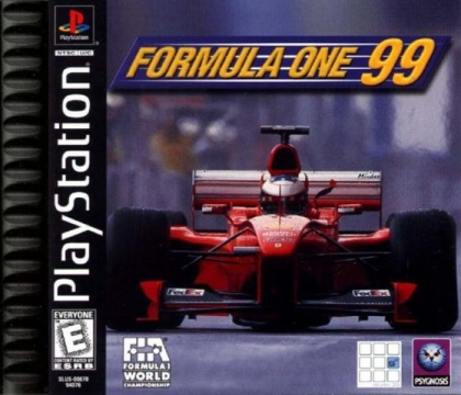 Formula One 99 - Playstation (PSX/PS1) iso download | WoWroms com