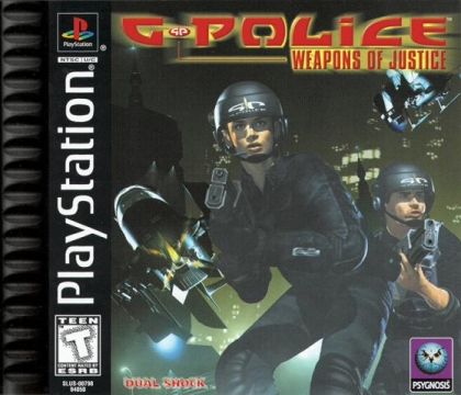 G-police : Weapons Of Justice (Clone) image