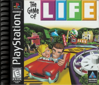 Game Of Life, The - Playstation (PSX/PS1) iso download