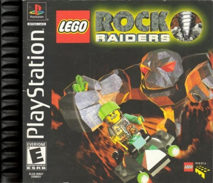 LEGO Rock Raiders - Playstation (PSX/PS1) iso download | WoWroms com