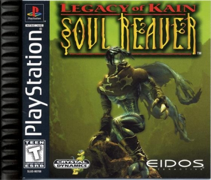 Legacy of Kain: Soul Reaver (Clone) image