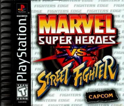 Marvel Super Heroes Vs Street Fighter (Clone) image
