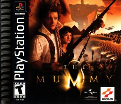 The mummy psx iso download game