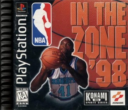 NBA in the Zone '98 image