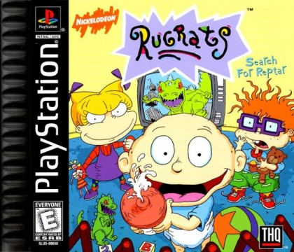 Rugrats : Search for Reptar [USA] image