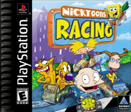 Nicktoons Racing - Playstation (PSX/PS1) iso download