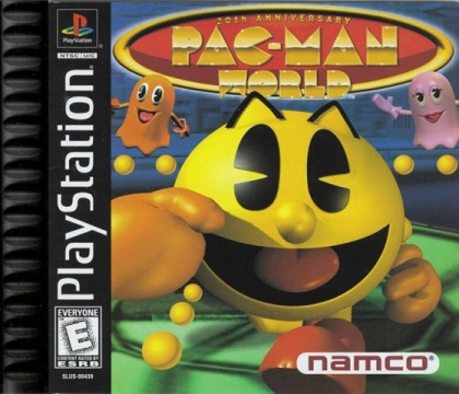 Pac-Man World (Clone) image