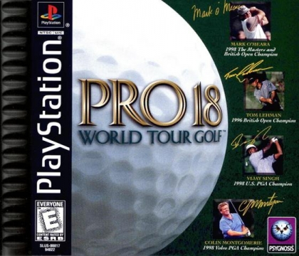 Pro 18 World Tour Golf image