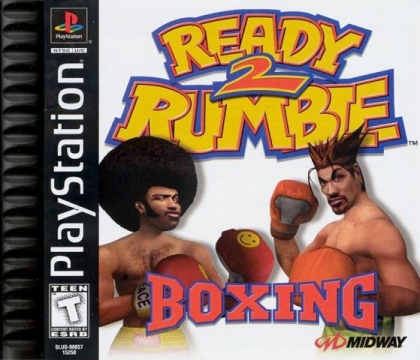 Ready 2 Rumble Boxing (Clone) image